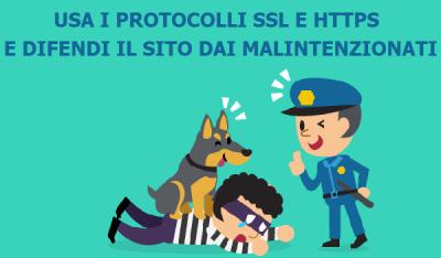 SSL è l'acronimo di Secure Sockets Layer. Un Secure Sockets Layer è un protocollo di sicurezza che consente di crittografare i dati scambiati durante la comunicazione tra il server e il browser dell'utente.